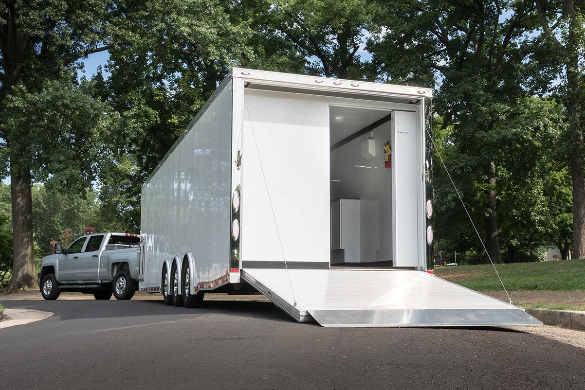 Mobile Dentist vehicle