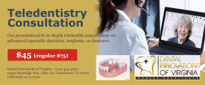 Teledentistry Consultation