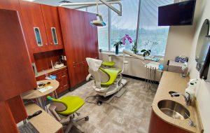 Dental Innovations of Virginia - Exam room