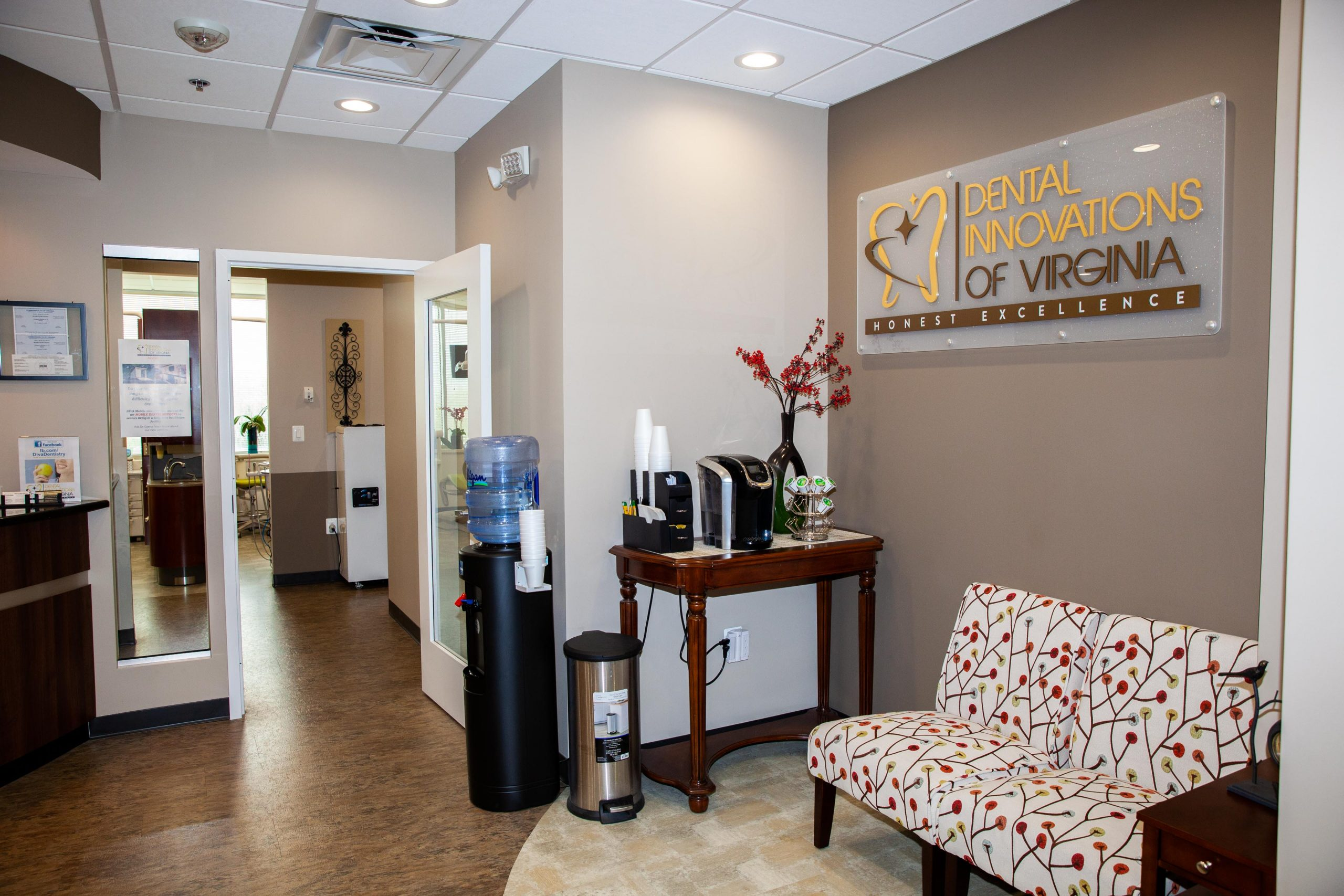 Dental Innovations of VA - front office
