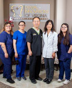 Dental Innovations staff