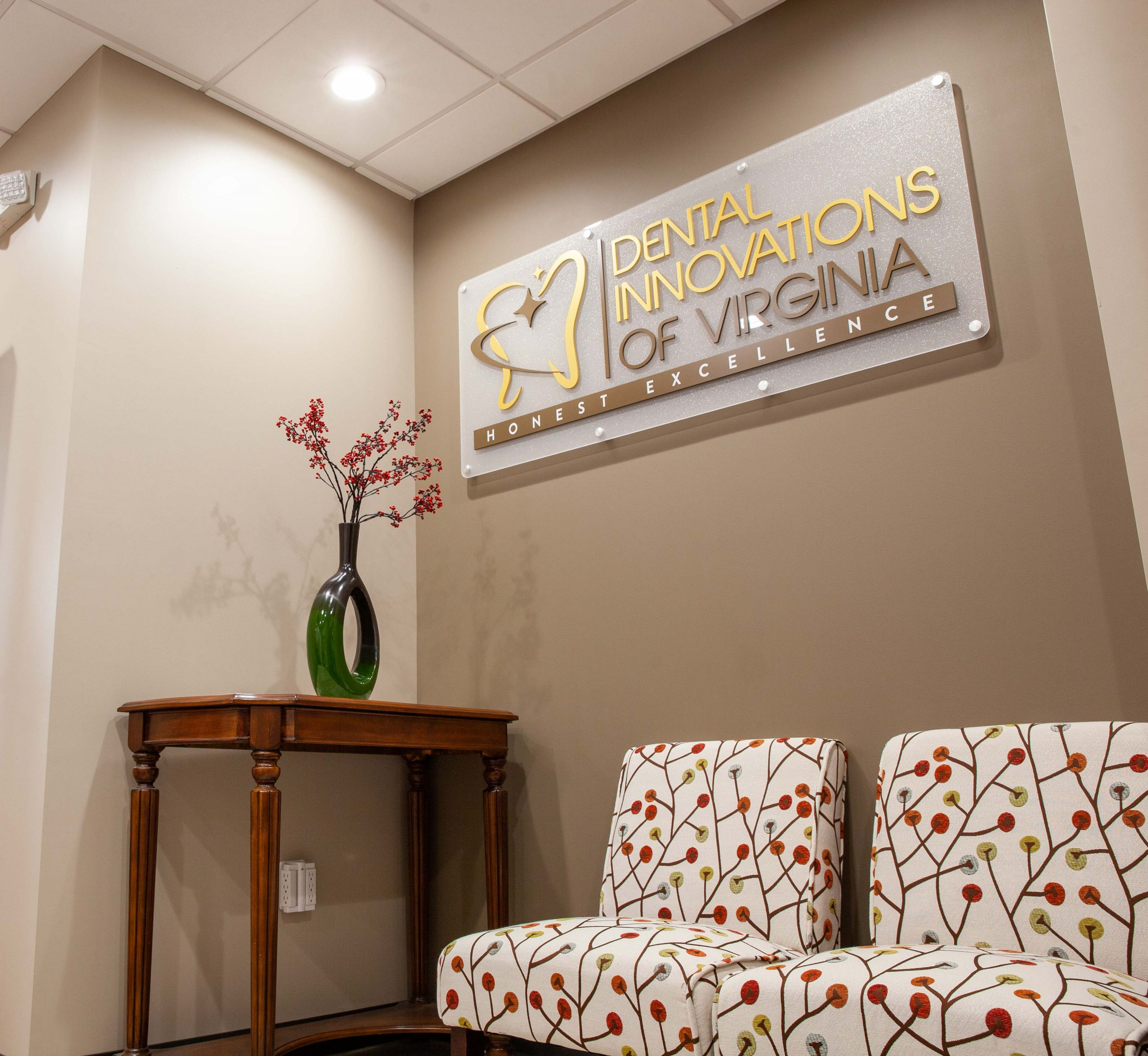 Dental Innovations front office