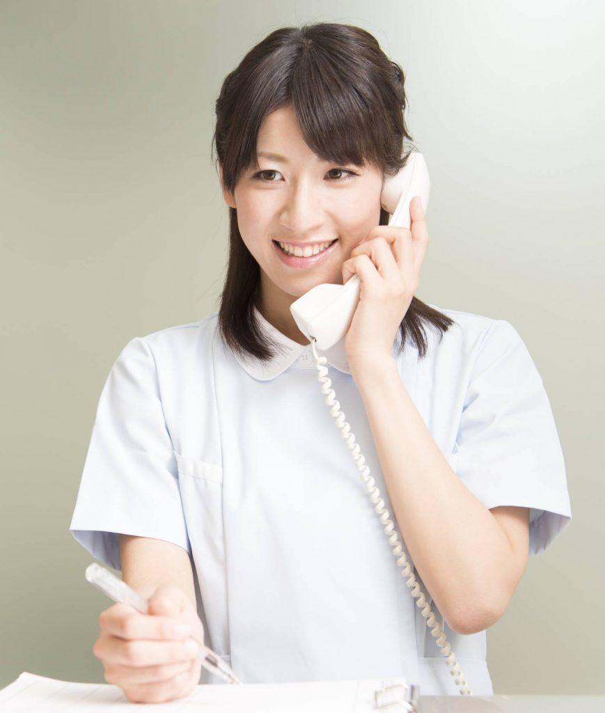 Dental assistance on phone